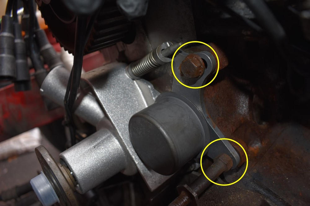 E30 Timing Belt Replacement -